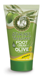Athena's Treasures Foot Cream Arnika (100ml)