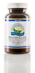 Nature's Sunshine - Master Gland Formula (120 Capsules) - Bottle