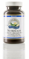 Nature's Sunshine - Nutri-Calm (90 Tablets) - Bottle.