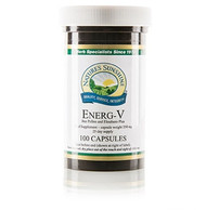 Nature's Sunshine - Energy-V (100 Capsules) - Bottle