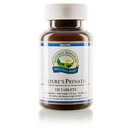 Nature's Sunshine - Nature's Prenatal (120 Tablets) - Bottle
