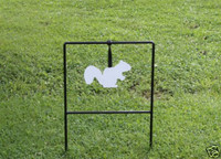 Silhouette Swinger Steel Target Full Size Squirrel
