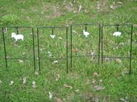Silhouette Steel Swinger Targets 3/8 Scale