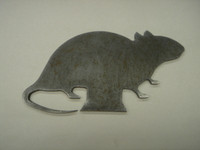 Rat Norway Silhouette - Free Shipping