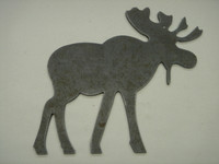 Moose Silhouette - Free Shipping