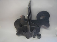 IHMSA NRA Silhouette Swinger Kit - 1/2 Scale