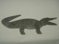 Gator Silhouette - Free Shipping