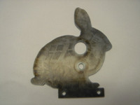 "Gamo Rabbit #2 Face Plate 1/8"" Thick"