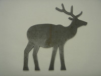 Elk Silhouette - Free Shipping