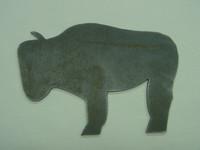 Buffalo Silhouette - Free Shipping