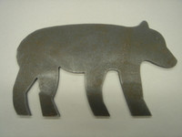 Bear Silhouette - Free Shipping