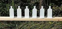 "Tonic Bottle set of six - 3/8"" thick AR500 - Free Shipping"