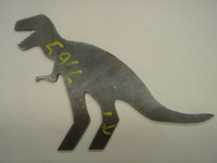 T-Rex Silhouette - Free Shipping