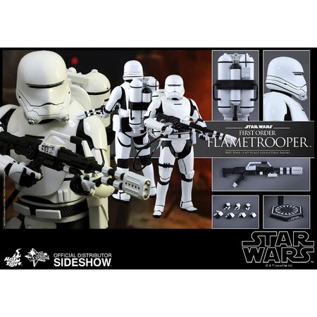 Hot Toys - First Order Flametrooper