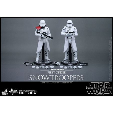 Hot Toys - First Order Snowtroopers (Twin Pack)