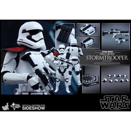 Hot Toys - First Order Officer