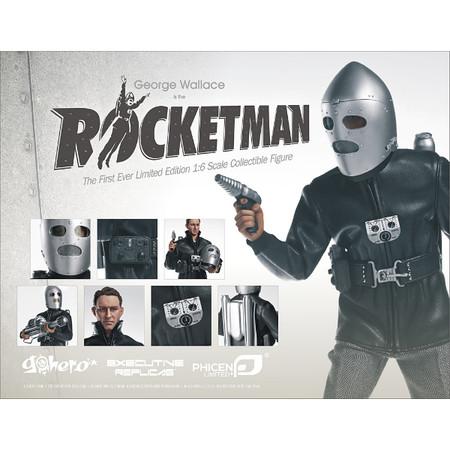 Executive Replicas/Go Hero/Phicen - Rocketman