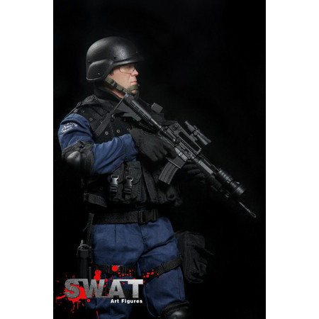 Art Figures - SWAT Operator