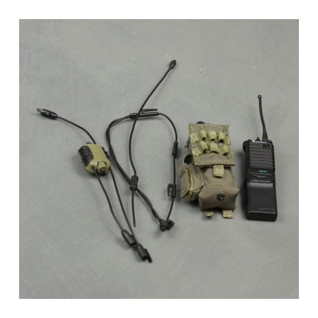Soldier Story - FBI HRT : Sabre Radio Set