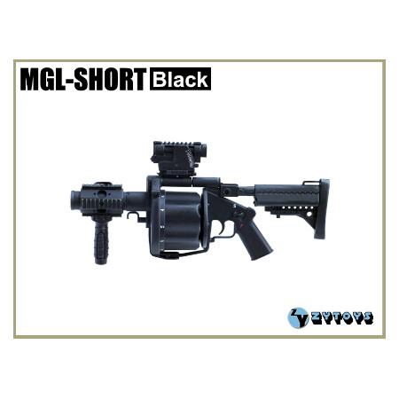 ZY Toys - MGL-SHORT Grenade Launcher : Black