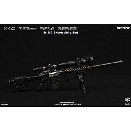 Easy & Simple - KAC 7.62MM : M-110 Sniper Serpent