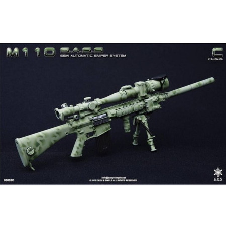 Easy & Simple - M-110 SASS Rifle Set : Causus