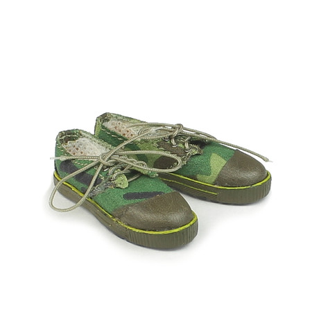 DiD - Chinese PAP Earthquake Rescue : Camo Shoes