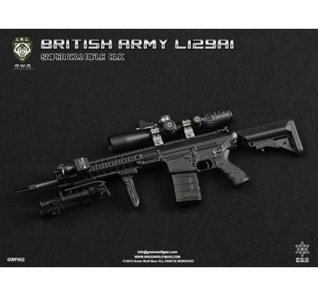 Green Wolf Gear - British L129A1 (Sniper No. 2 Rifle) : BLK