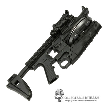 Hot Toys - Winter Soldier : FN MK13 Grenade Launcher (Modified)