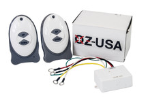 OZ-USA® Anchor Remote Windlass Wireless Switch Boat Sail Trim Controller