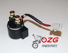 Relay Yamaha Starter Solenoid Motorcycle ATV Scooter Snowmobile, SV80, SV125 SV