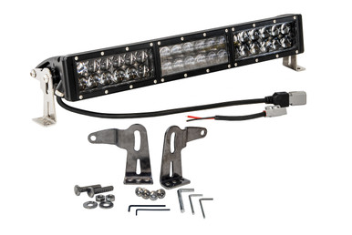 Ho180w 20 oz usa series high output double row led light bar 4x4 image 1 aloadofball Choice Image