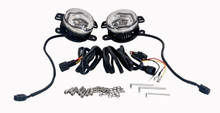 JK Fog LED Lights OZ-USA® for 2007-2015 Jeep Wrangler JK 2 door and JKU 4 door models