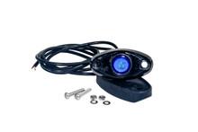 Blue Rock Light LED for crawling under body frame fender 4x4 offroad