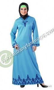 Blue-AJ3-Abaya