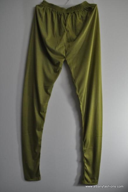 Indian Leggings - Light Green