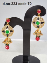 Patra Earrings - d.no-223
