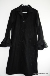 Short Black Abayas / Jilbabs / Hijabs / Indian Burka
