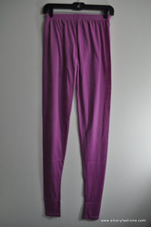 Indian Leggings - Dark Pink