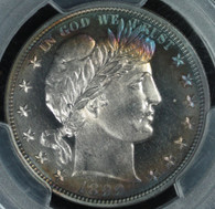 1899 Barber Half Dollar PCGS Proof 64 Cameo