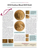 Article: 1912 $10 Indian Counterfeit