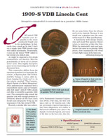 Article: 1909-S VDB Lincoln Cent Struck Counterfeit