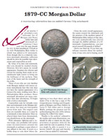 Article: 1878-CC Morgan Silver Dollar Alteration
