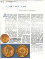 Article: Examine Coins without Magnification