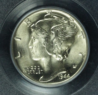 1944 Mercury Dime PCGS MS67