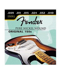 Fender Electric Guitar strings LIGHT .009 extra 150XL round wound