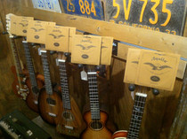 10 Sets of Aquila Italia Nylgut Ukulele Strings Tenor Regular 10U GCEA high G