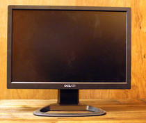 "20"" DCL LCD Computr Monitor Display Hi Res WSXGA DVI Speakers DCL20A 1680 x 1050"