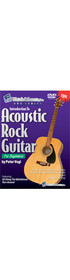 Intro to Acoustic ROCK GUITAR DVD Beginner instruction-lesson Watch and Learn