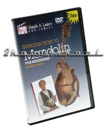 Intro to Mandolin lesson DVD Video Beginner instructional learn Watch and Learn